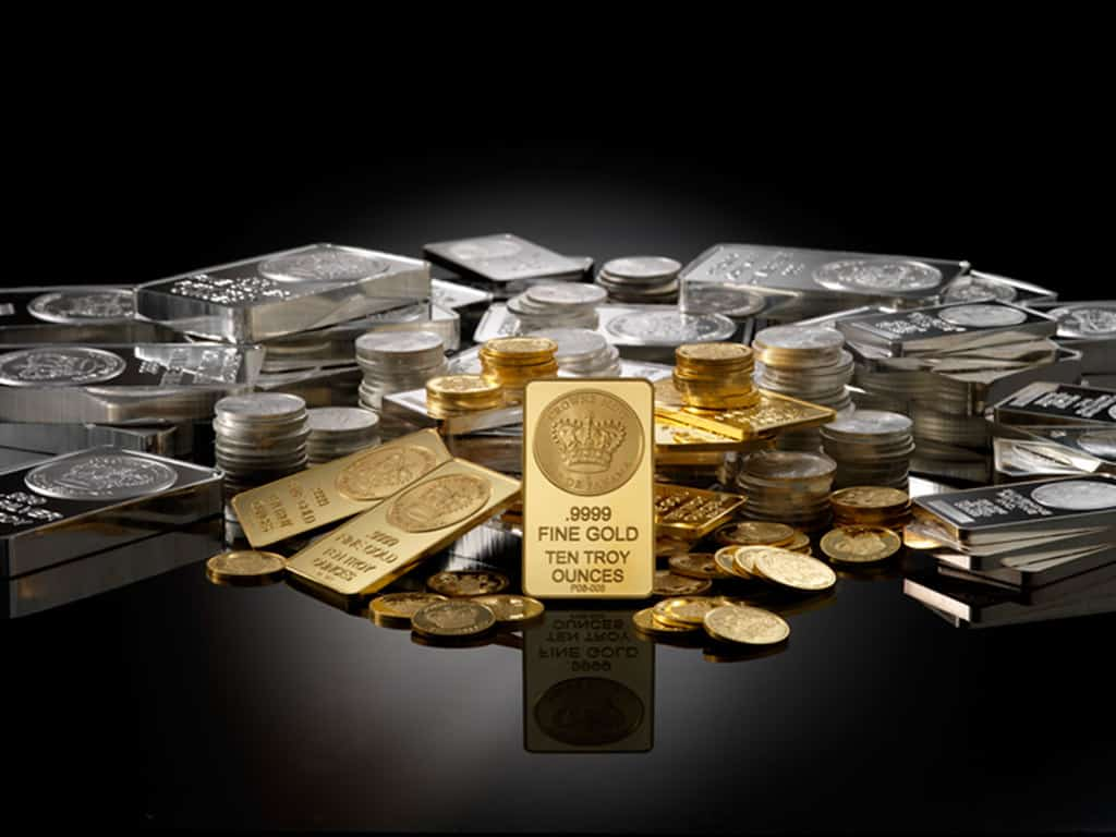 Physical Gold Bullion to Diversify Your 401k